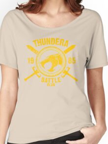 Thundera Battle Club Women's Relaxed Fit T-Shirt