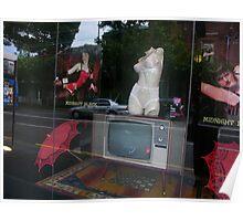 Newtown window Poster