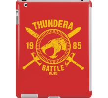 Thundera Battle Club iPad Case/Skin
