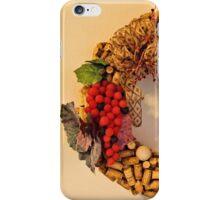 Cork Wreath iPhone Case/Skin