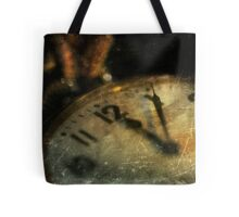 Grandpa's Pocket Watch Tote Bag