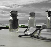 Salt and Pepper Vision by RAPaul