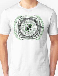 vector circles Unisex T-Shirt