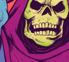 Skeletor disapprove Sticker