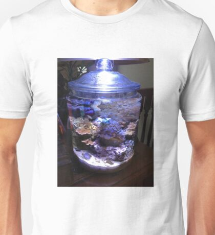 My coral reef in a cookie jar Unisex T-Shirt