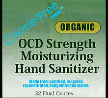 OCD HANDWASH by dragonindenver
