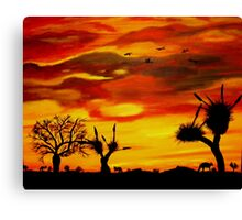 Colours of the Top End Canvas Print