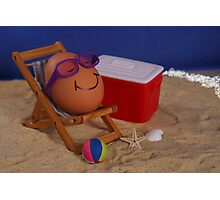 Easter Vacation Photographic Print
