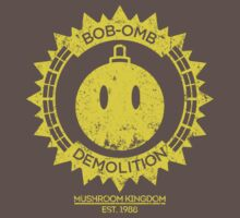 Bob-omb Demolition by CXPStees