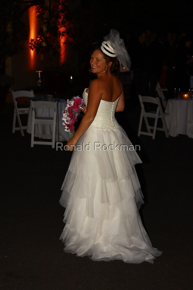 Zoe A Beautiful Bride by Ronald Rockman