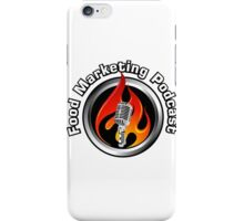 Food Marketing Podcast SWAG iPhone Case/Skin