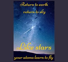 Like Stars (your atoms learn to fly) T-Shirt