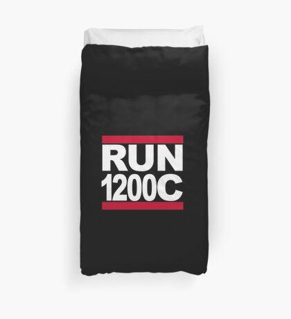 RUN 1200C Duvet Cover