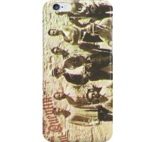 Greetings from San Quentin iPhone Case/Skin