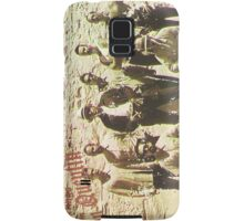 Greetings from San Quentin Samsung Galaxy Case/Skin