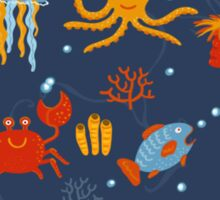 Under the sea Sticker