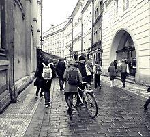 Daily life in Prague by rasim1