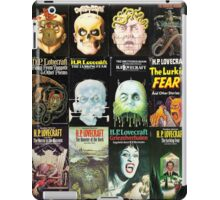 H P Lovecraft Covers iPad Case/Skin
