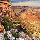 A Stones Throw To The Grand Canyon by James Eddy