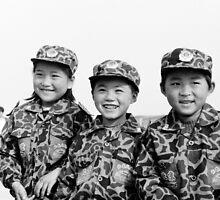 Child Soldiers by Danim