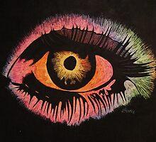 A Watchful Eye by flowerinthesun
