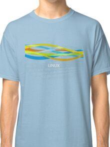 Linux Rainbow Classic T-Shirt