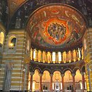 The Left Side Gallery - Cathedral Basilica - St. Louis by barnsis