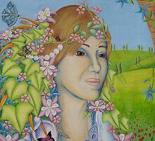Flora's little anarchy by Kestrelle