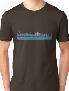 Chicago Skyline Photo Unisex T-Shirt