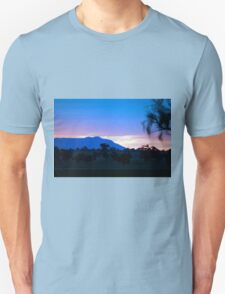 Arapilies at sunset T-Shirt