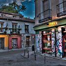 Calle del Acuerdo by Gerardo Sánchez