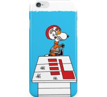 Snoop Skywalker, Rebel Alliance Flying Ace iPhone Case/Skin