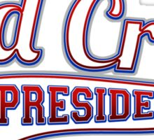 Ted Cruz for President 2016 Sticker
