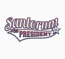 Rick Santorum for President 2016 by Garaga