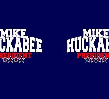Mike Huckabee for President 2016 by Garaga