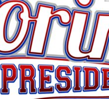 Carly Fiorina for President 2016 Sticker