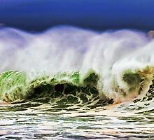Ocean Power Wave by bazcelt