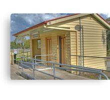 Railway Station, Howard , Queensland Canvas Print