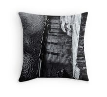 Photographers in the spotlight Throw Pillow