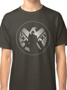 Metallic Shield Classic T-Shirt