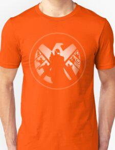 Metallic Shield Unisex T-Shirt