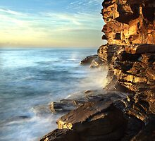 Bronte Cliffs by Annette Blattman