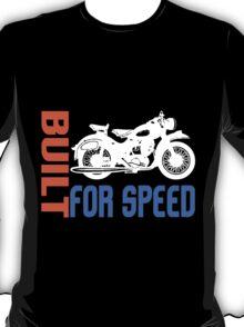 MOTOCYCLETTE-3 T-Shirt