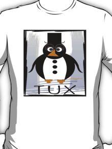 TUX:  FORMAL T-Shirt