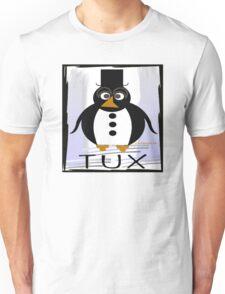 TUX:  FORMAL Unisex T-Shirt