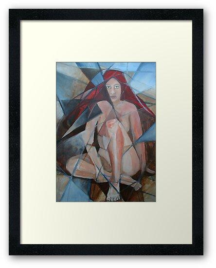 Redhead 1  by Mandy Kerr