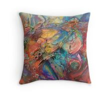 Everything Has A Purpose Throw Pillow
