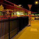 Street Lights by Murray Wills