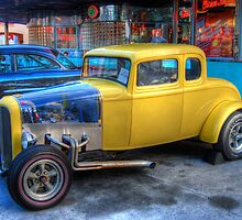 1932 Coupe by kingstid