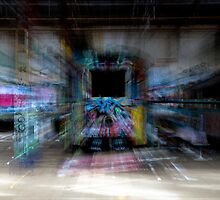 Ghost in the Machine by Malcolm Katon